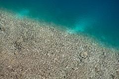 Snorkel Bay (Darren Umbsaar) Tags: mountains mountain carnarvon lake rockies alberta kananaskis country canadian canada water river blue aqua turquoise alpine tarn hike