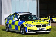 WA18 EKH (S11 AUN) Tags: devon cornwall police bmw 330d xdrive 3series auto touring rpu roads policing unit anpr traffic car 999 emergency vehicle wa18ekh