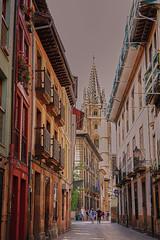 Streets of Oviedo, Asturias, Spain (Jan Netherlands) Tags: ancientcity citytrip city oviedo spain sonyrx10m4 rx10iv sonyrx10iv rx10 sonyrx10 rx sonyrx sonyphotography sonyphotographer sonyphoto sonyworldclub sony asturias asturie holiday vacaciones espana