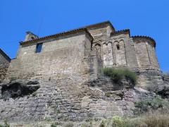 Sant Julià de Ceuró – Castellar de la Ribera (Manel i Pilar) Tags: arquitectura edifici església romànic