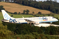 G-FBJK_06 (GH@BHD) Tags: gfbjk embraer erj erj175 be bee flybe bhd egac belfastcityairport aircraft aviation airliner regionaljet