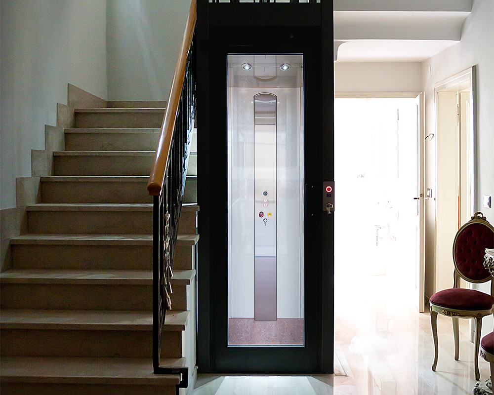 Luxury platform lifts for the home