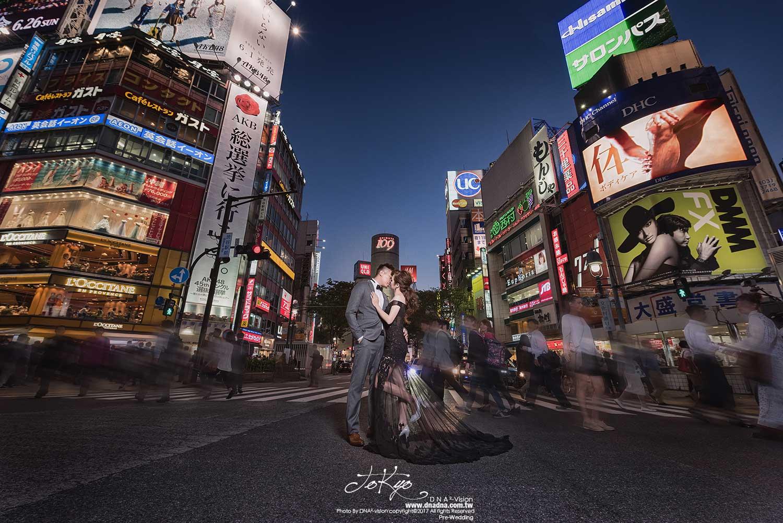 《東京婚紗》liang&ting:日本海外婚紗30