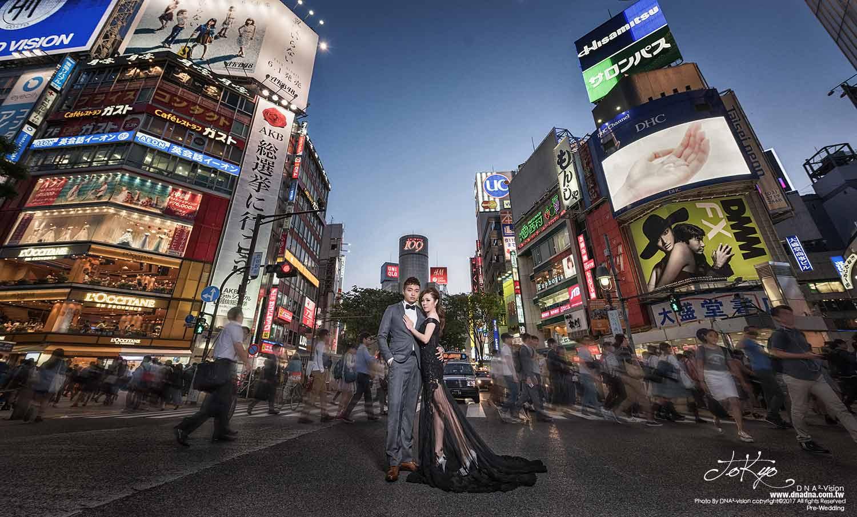 《東京婚紗》liang&ting:日本海外婚紗29
