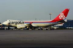 LX-GCL (Cargolux) (Steelhead 2010) Tags: cargolux boeing b747 b747400f yyz lxreg lxgcl