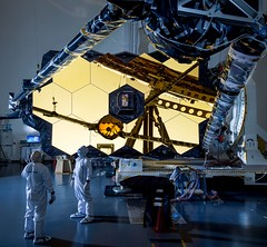 Critical Deployment of NASA Webb's Secondary Mirror a Success (James Webb Space Telescope) Tags: jwst webb jameswebbspacetelescope telescope nasa hubble hubblessuccessor space bestof recentbestof topimages