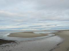 Nairn East Beach, Nairn, Dec 2018 (allanmaciver) Tags: nairn east beach tidal sand sea grey sky clouds moray coast allanmaciver