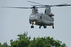 RAF Chinook - Whaley Bridge (Vespidae_Alex) Tags: raf chinook whaley bridge toddbrook dam collapse alex northey helicopter high peak district emergency evacuation