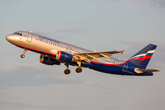 VQ-BIW Airbus A320-214 Aeroflot - Russian Airlines (Andreas Eriksson - VstPic) Tags: vqbiw airbus a320214 aeroflot russian airlines