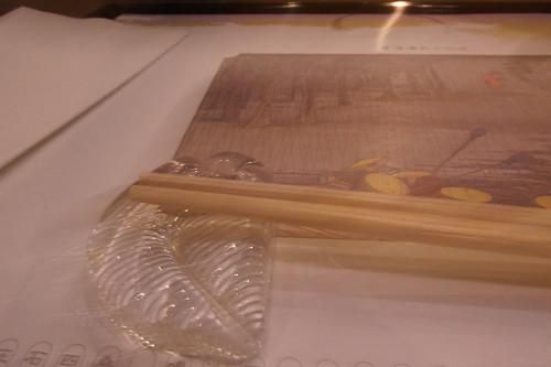chopsticks, chopstick rest