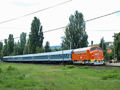 M61 019 (TWRC93) Tags: m61 019 nohab mávnosztalgia railways máv vasút bahn diesel locomotive mozdony tekergő balaton balatonrendes retro