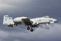 Fairchild Republic A-10C Thunderbolt II - 049 (NickJ 1972) Tags: davismonthan air base airbase afb 2019 aviation fairchild a10 thunderbolt ii warthog 810988 dm