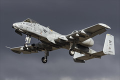 Fairchild Republic A-10C Thunderbolt II - 057 (NickJ 1972) Tags: davismonthan air base airbase afb 2019 aviation fairchild a10 thunderbolt ii warthog 810974 dp dogpatchers apassionata