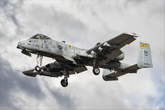 Fairchild Republic A-10C Thunderbolt II - 074 (NickJ 1972) Tags: davismonthan air base airbase afb 2019 aviation fairchild a10 thunderbolt ii warthog 810949 dm
