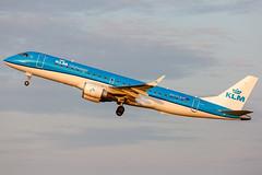 PH-EZR Embraer ERJ-190STD (ERJ-190-100) KLM Cityhopper (Andreas Eriksson - VstPic) Tags: phezr embraer erj190std erj190100 klm cityhopper