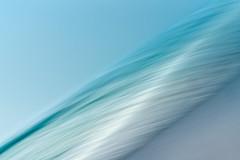 Surf. Abstract Seascape, Play of Ripples (Hanna Tor) Tags: california usa abstract design water ocean sea wave outdoor wallpaper blue turquoise nature beach seascape horizon modern hannator art ripples rippled shore shoreline surface longexposure motion blur