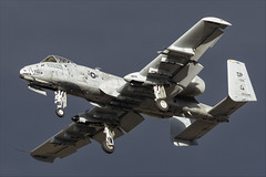 Fairchild Republic A-10C Thunderbolt II - 110 (NickJ 1972) Tags: davismonthan air base airbase afb 2019 aviation fairchild a10 thunderbolt ii warthog 810974 dp dogpatchers apassionata