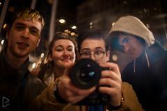 FFP01692.jpg (EdwardEvansFFP) Tags: night fun e crowd g f people newyork glasses smile camerasoptics reflection selfie s r n fisheyelens anyvision flashphotography photography camera sky c eye cameralens p labels