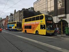 EV 18 Abbey Street 06/08/19 (Csalem's Lot) Tags: dublin dublinbus bus enviro400 ev ev18 abbeystreet 130 volvo aoa