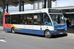 10892 20190606 Glenvale MX08 UPD (CWG43) Tags: bus uk glenvale stagecoach optare solo m880 greatermanchestersouth 47620 mx08upd