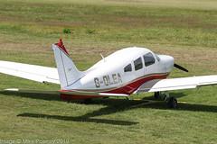 G-OLEA - 1974 build Piper PA-28-151 Cherokee Warrior, visiting Barton (egcc) Tags: 287415457 barton cherokee cityairport egcb golea lightroom londonschoolofflying manchester n2929w n9619n oogpe pa28 pa28151 piper warrior