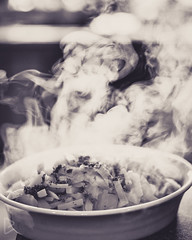 FFP04641.jpg (EdwardEvansFFP) Tags: mid c b d f recipe dish m cuisine monochromephotography i ingredient s food cloud steamedrice w blackandwhite monochrome r style guilsfield meal anyvision labels white