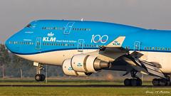 KLM B747 (Ramon Kok) Tags: 744 747 747400 747400m 74m ams avgeek avporn aircraft airline airlines airplane airport airways amsterdam amsterdamairportschiphol aviation blue boeing boeing747 boeing747400 boeing747400m eham holland kl klm koninklijkeluchtvaartmaatschappij phbfy royaldutchairlines schiphol schipholairport thenetherlands vijfhuizen noordholland nederland