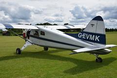 de Havilland Beaver (GJC1) Tags: dehavilland dehavillandmothclub charityflying oldwarden tigermoth geoffcollins gjc1