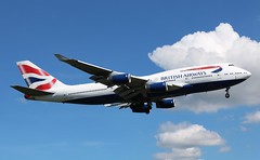 G-CIVY Boeing 747-436 British Airways (R.K.C. Photography) Tags: gcivy boeing 747436 b747 british britishairways speedbird ba baw aircraft aviation airliner london england unitedkingdom uk londonheathrowairport 09l egll lhr canoneos750d