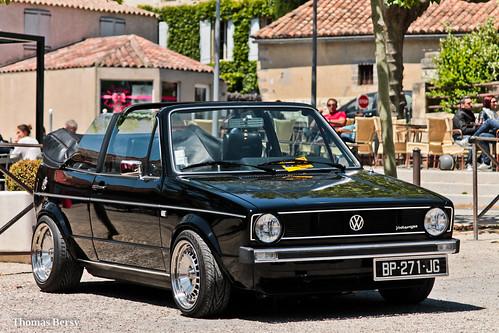 Volkswagen Golf I Cabriolet 1991