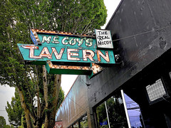 """""""The Real McCoy"""" (Halvorsong) Tags: frame usa projectamerica signs neon neonsigns america americana art photography composition old oldschool classic vintage weathered roadside roadtrip street streetphotography signage city urban explore discover the50s thefifties wow fifties halvorsong rustcrust rust olympia pacificnorthwest bar barsign barsigns tavern framed"""