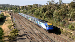 God's Train (Noah_Clancey) Tags: xpt nsw nswtrainlink countrylink wandong seymour heathcote junction melbourne sydney vic victoria australia train trains railroad railway track line hst 2017 passenger daylight