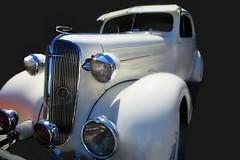 1940 pontiac (janetfo747 ~ Dreaming of Africa) Tags: 1940 car auto hotrod pontiac torpedowhite summer carshow