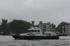 Customs on the water (chris10aaa) Tags: vuurtoreneiland amsterdam cultuur stelling lighthouse ij