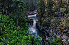Johnston Canyon (Cole Chase Photography) Tags: banff waterfall falls canyon johnston canadianrockies