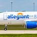 Allegiant A320 (GRR)