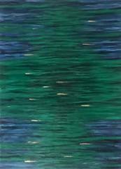 esmeralda (2) (baron.rita) Tags: quadros vendadequadros quadrosdecorativos empresas consultorios clinicas hoteis pousadas compradequadros objetosdecorativos decoração abstrato pintura galeriadearte ritabaron atelierartedourada verde azul