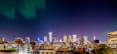 Calgary Summer Aurora (Christy Turner Photography) Tags: northernlights auroraborealis aurorachaser aurora lights nightscape astrophotography
