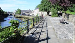 Photo of Haverfordwest riverside