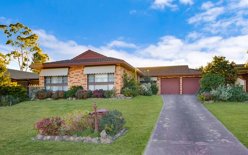 12 Romilly Place, Ambarvale NSW 2560