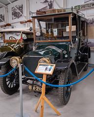 1912 Wolseley M5 (velodenz) Tags: velodenz fujifilmx100f shuttleworthcollection bedfordshire england unitedkingdom uk greatbritain gb 1912 wolseley m5 oldwarden old warden