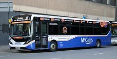 McGill's Bus Service, Greenock 4203 YX19OTD on layover in Glasgow City Centre. (Gobbiner) Tags: mcgillsbusservice enviro 4203 glasgow adl yx19otd greenock e200mmc