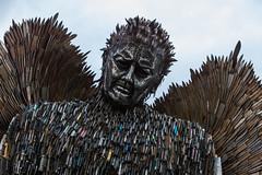 The Knife Angel Middlesbrough-3 (Simon McCabe) Tags: knife angel 10000 blades art middlesbrough uk alfie bradley amaving