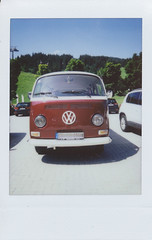 vw - dream (Holiday Film Project) Tags: urlaub holiday fuji instax austria österreich travel bulli auto car van