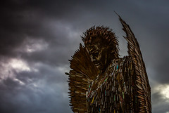 The Knife Angel Middlesbrough-18 (Simon McCabe) Tags: knife angel 10000 blades art middlesbrough uk alfie bradley amaving