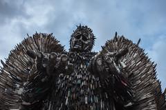The Knife Angel Middlesbrough-7 (Simon McCabe) Tags: knife angel 10000 blades art middlesbrough uk alfie bradley amaving