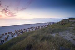 Sylt [EXPLORED] (HelBen85) Tags: rot sylt germany wenningstedt travel sony alpha al alphaddicted a7iii zeiss island dunes sea beach sunset sunrise light heaven blue loxia2821