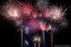 14th July 2019 (Alexandre D_) Tags: 1018mm ultrawideangle wideangle firework fireworks explosion feudartifice colors color colorful colour couleur colours couleurs night nightsky nightphotography longexposure bastilleday 14juillet sparkle sky dark nuit superb great canon eos 70d efs1018mmf4556isstm 1018isstm 14thofjuly nationalday explosive art artistic artist tripod hautsdefrance france french billymontigny nord pasdecalais black white blue red gold sparks sparkling explosives pyrotechnic display show fireworksdisplay