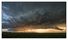 Colorado Supercell Sunset (shaunyoung365) Tags: stormchasing storm supercell sunset travel colorado us sonyalpha