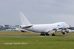B747 OE-IFD ASL AIRLINES (shanairpic) Tags: jetairliner cargo freighter b747 boeing747 jumbojet shannon asl oeifd